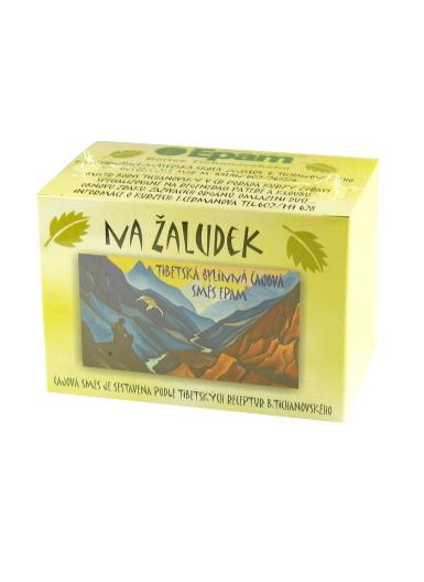 EPAM Čaj na žaludek - porcovaný, 40 g