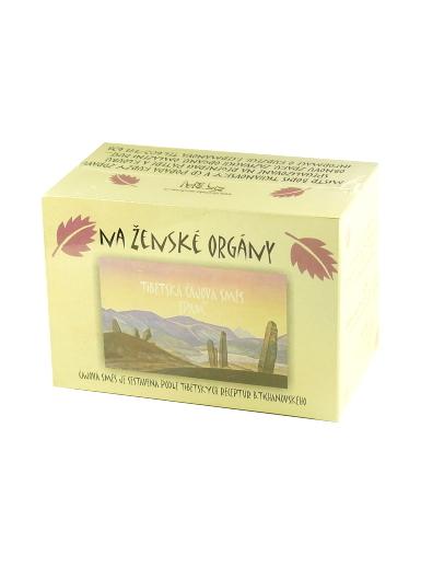EPAM Čaj na ženské orgány - porcovaný, 40 g