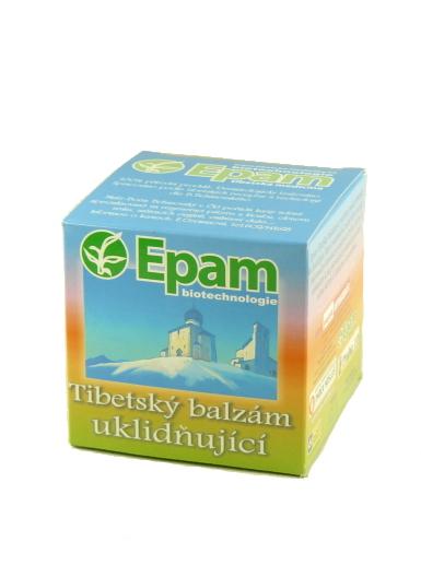 Tělový balzám EPAM Uklidňující, 100 ml