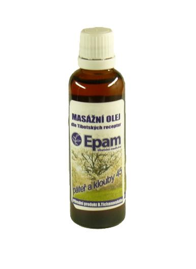 EPAM Masážní olej EPAM 45 směs, 50 ml