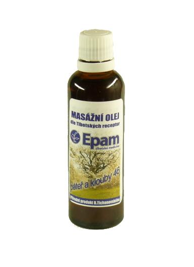 EPAM Masážní olej EPAM 46 směs, 50 ml