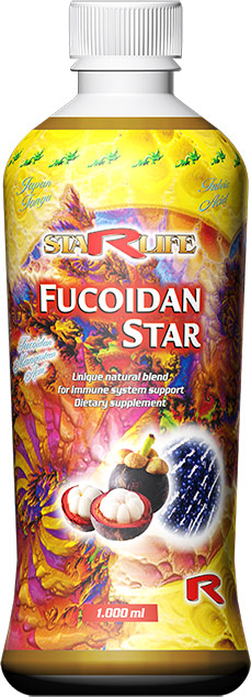 Starlife Fucoidan Star, 1.000 ml