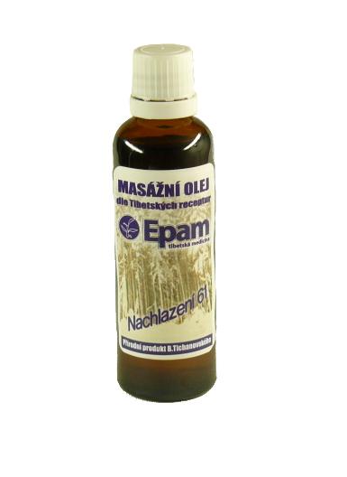EPAM Masážní olej EPAM 61 směs, 50 ml
