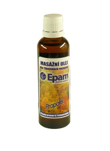 EPAM Olej propolisový, 50 ml