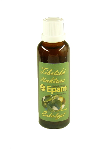 EPAM Tinktura EPAM Eukalypt, 50ml