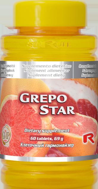 Starlife Grepo star, 60 tbl