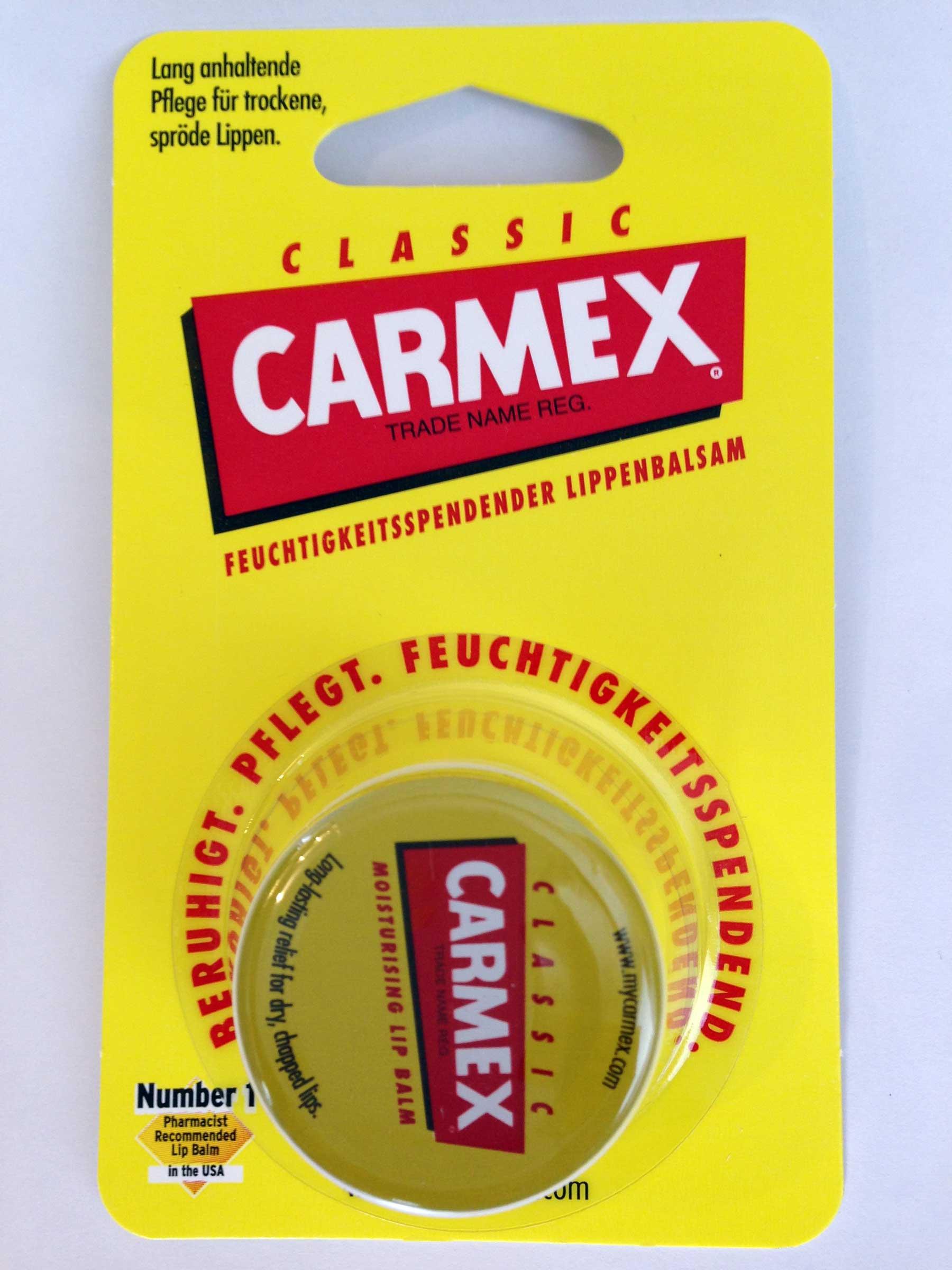 Carmex - balzám na rty