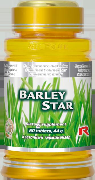 Starlife Barley Star, 60 tbl