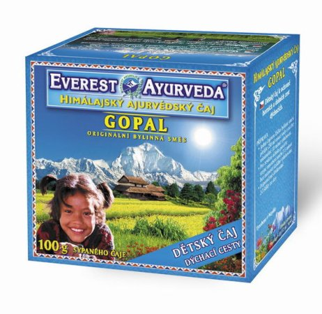 Everest Ayurveda Gopal, 100g