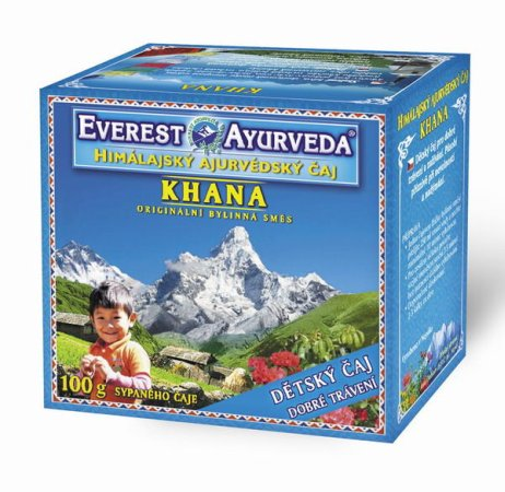 Everest Ayurveda Khana, 100g
