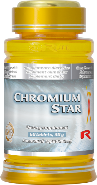 Starlife Chromium Star, 60 tbl