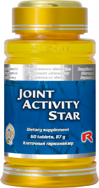 Starlife Joint Activity Star, 60 tbl