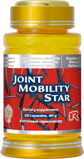 Starlife Joint Mobility Star, 60 cps