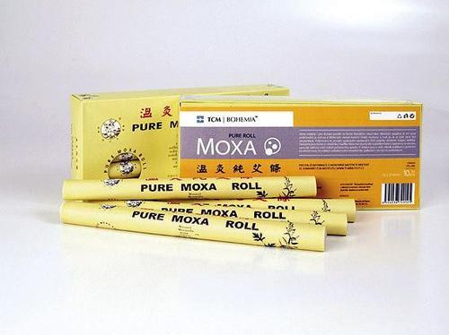 TCM Bohemia Klasická čistá moxa, 10 ks