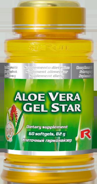 Starlife Aloe Vera Gel Star, 60 sfg