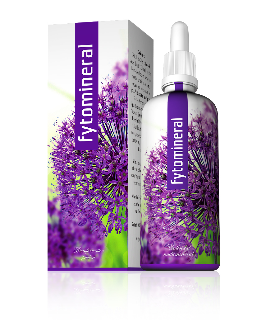 Energy Fytomineral, 100 ml