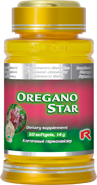 Starlife Oregano Star, 60 sfg