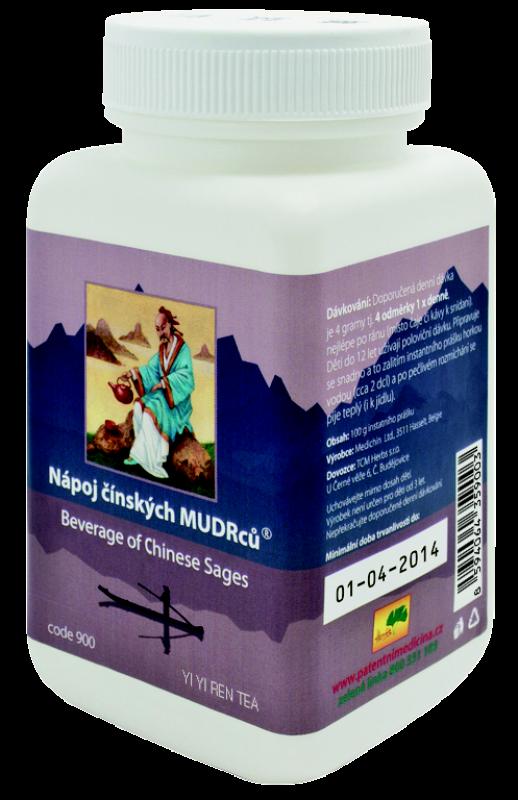 TCM Herbs Nápoj čínských MUDRců, 100 g