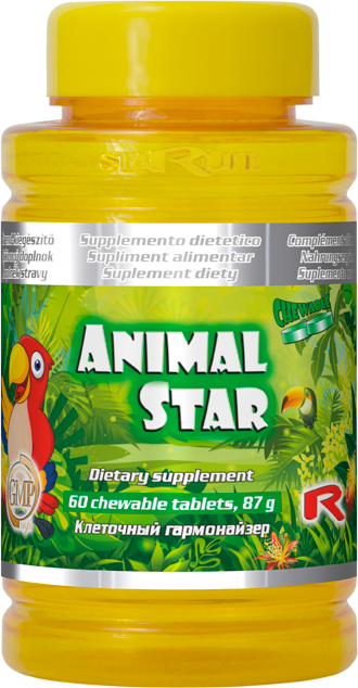 Starlife Animal Star, 60 tbl