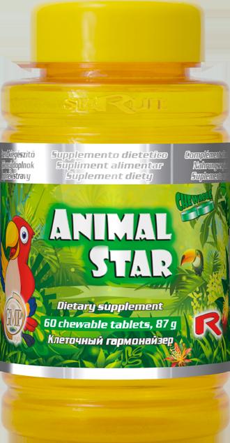 Starlife Animal Star, 60 tbl