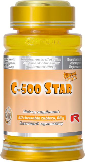 Starlife C-500 Star, 60 tbl