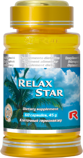Starlife Relax Star, 60 cps