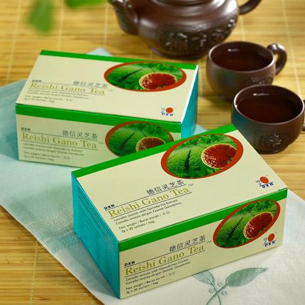 DXN Reishi Gano Čaj, 20 sáčků/2 g