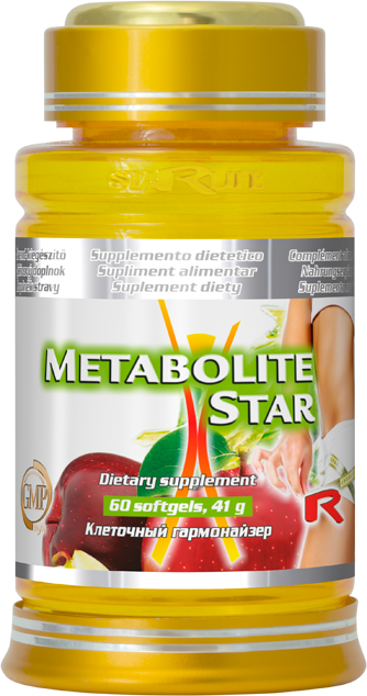 Starlife Metabolite Star, 60 sfg