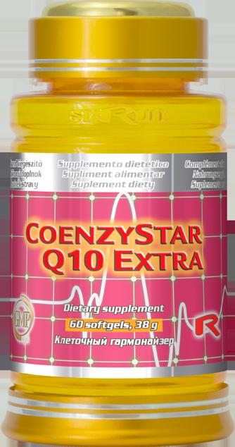 Starlife Coenzystar Q10 Extra, 60 sfg