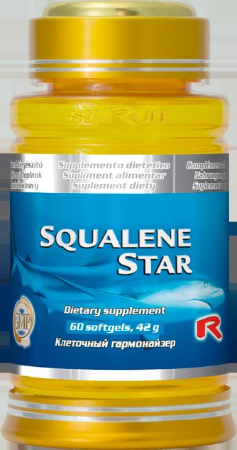 Squalene Star, 60 sfg