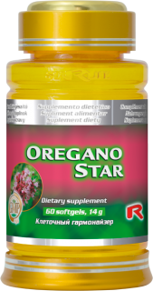 OREGANO STAR, 60 sfg