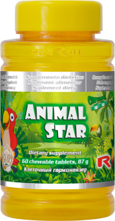 ANIMAL STAR, 60 tbl